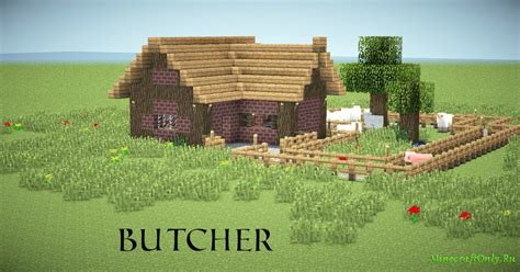 Farm Schematic by Farm House Pack Schematic и World Save 187 Minecraftonly
