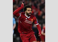 Mohamed Salah Jadi Pemain Terbaik di Liverpool