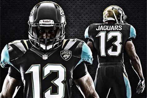 Jacksonville Jaguars Unveil New Uniform And Helmet
