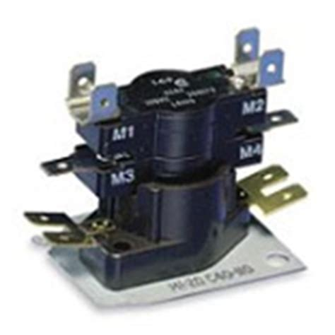 Electric Heat Sequencer Switch Timing