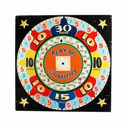 Carnival Chance Midway Board Wheel Giant Games