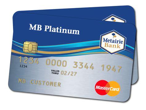 Mb Platinum Credit Card