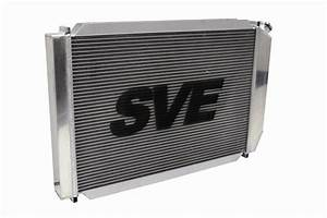 Ford Mustang Radiator  Intercoolers And Heat Exchangers