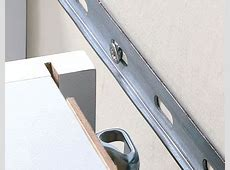 Cabinet suspension brackets DoItYourself Hettich