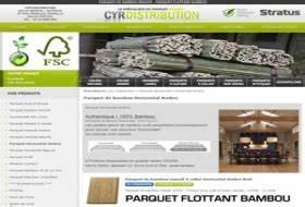 cyr parquet de bambou la boutique de vente en ligne With cyr parquet