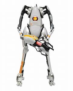 "Portal - 7"" P-Body Action Figure w/ LED Lights"