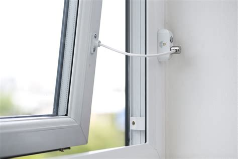 window restrictor safety flexible cable jackloc style