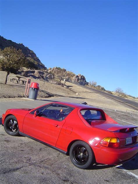 1993 Honda Sol S by Eroc Z S 1993 Honda Sol In Daly City Ca