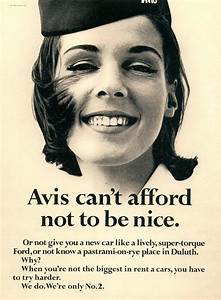 Avis Mister Auto : hertz vs avis advertising wars how an ad firm made a virtue out of second place ~ Gottalentnigeria.com Avis de Voitures
