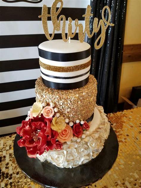 glitz  glamour  birthday cake  birthday