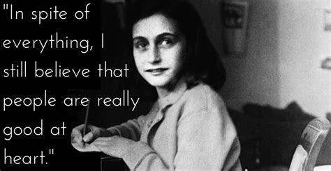 inspiring quotes  anne franks  diary   young