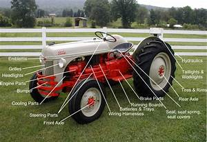 George Bradish Tractor Parts