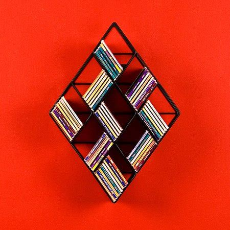 cd rack walmart wall mount cd rack walmart