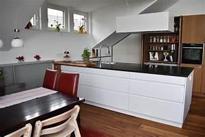 Küche Eiche Weiß : k che in wei eiche ~ Orissabook.com Haus und Dekorationen