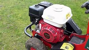 Honda Gx160 Engine Demonstration