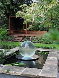 backyard water fountains 30 Beautiful Backyard Ponds And Water Garden Ideas