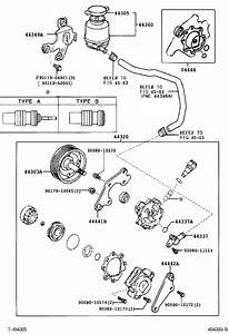 Toyota Camry Valve Assembly  Flow Control  Mark  Brakes