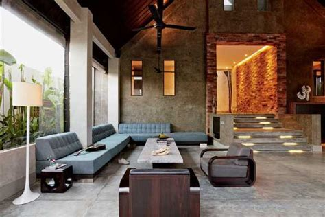 luxurious architectural interiors  outdoor living