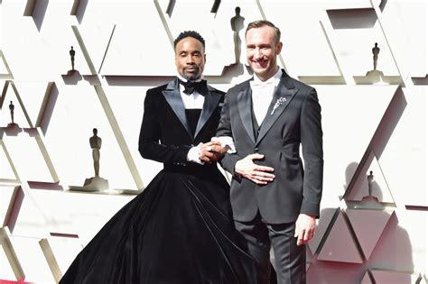 Billy Porter Adam Smith The Oscars Celebrity