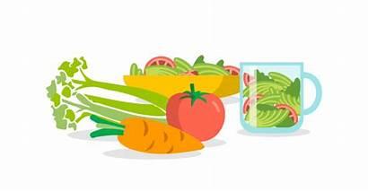 Clipart Fruits Vegetable Veggies Vegetables Serving Cells