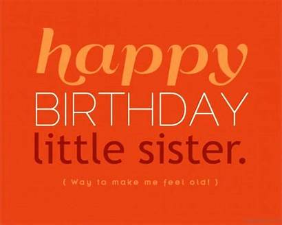 Birthday Wishes Sister Happy Quotes Cards Funny