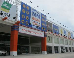 CW Home Depot opens Makati Branch