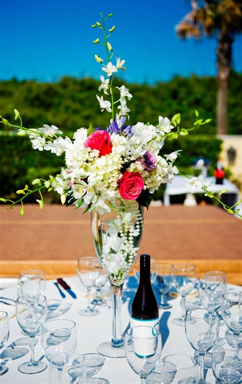 beautiful summer wedding centerpieces inspirations