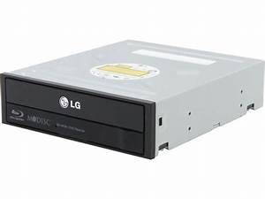 LG Black 12X BD-ROM 16X DVD-ROM 48X CD-ROM SATA Internal ...