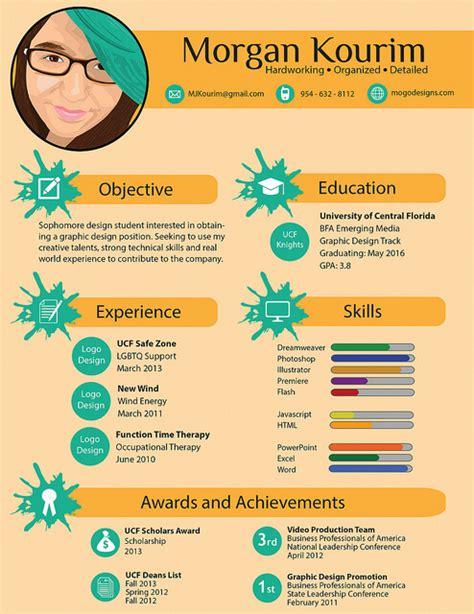 amazing infographic resumes  inspire