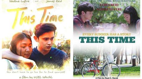nadine lustre movie list fans make posters for james reid nadine lustre movie this