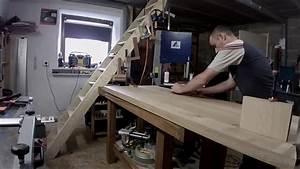 Comment Fabriquer Une Table De Ferme En Bois : fabrication d 39 un plateau de table de ferme en ch ne partie 2build tabletop part 2 youtube ~ Louise-bijoux.com Idées de Décoration
