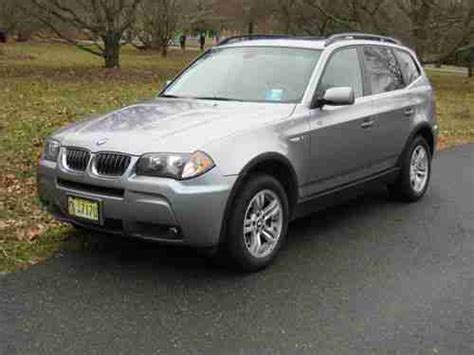 Bmw X3 Manual Transmission by Buy Used Bmw X3 2006 6 Speed Manual Transmission And