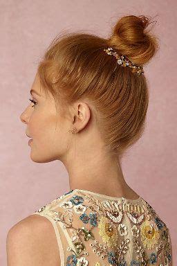 Lucerne Halo Gold bridal hair comb