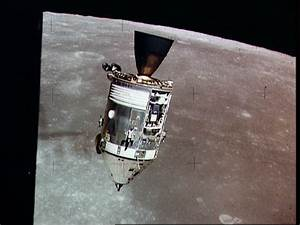 Image of the Apollo 15 Command and Service Module (CSM ...