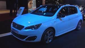 Peugeot 3008 1 2 Puretech 130 S S Eat6 Gt Line : peugeot 308 gt line 1 2 puretech 130 s s eat6 2017 exterior and interior in 3d youtube ~ Gottalentnigeria.com Avis de Voitures