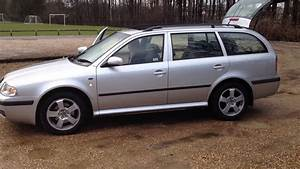 Skoda Octavia Elegance Estate 1 9 Tdi 2001 For Sale On