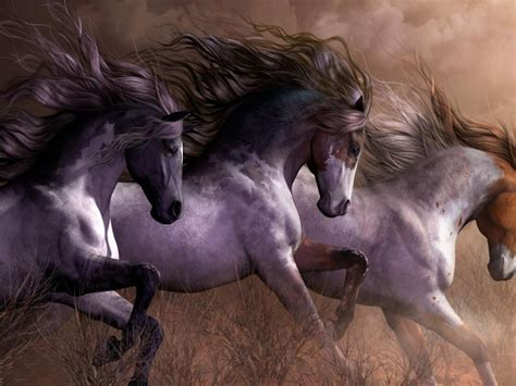 musketeers horses art hd wallpaper wallpaperscom