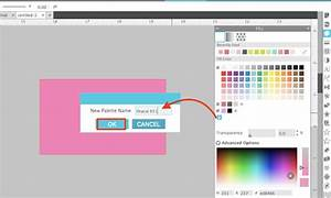 Oracal 751 Color Chart How To Save Hex Ids And Pantone Colors In Silhouette