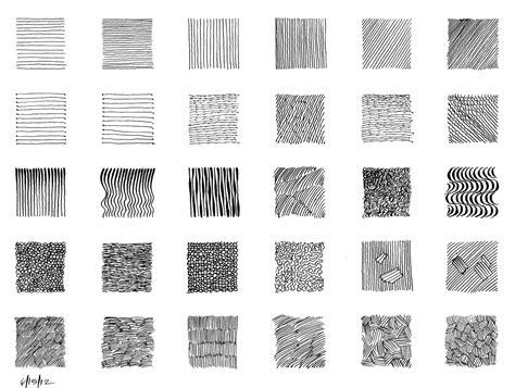 texture rendering curtisfir   ink  drawings