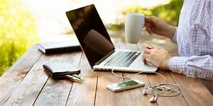 Telecommuting  The Pros  Cons And Risks Of Working From