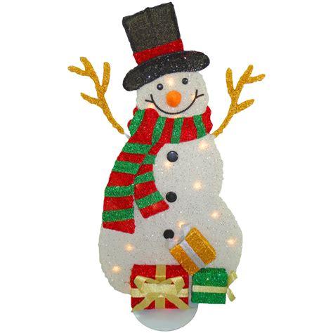 national tree  decorative decor snowman christmas