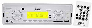 Pyle - Plmr88w - Marine And Waterproof - Headunits - Stereo Receivers - On The Road