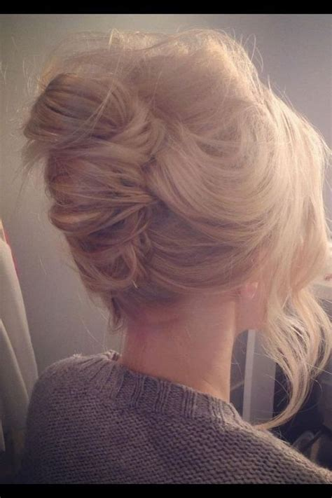 fashionable french twist updo hairstyles styles weekly