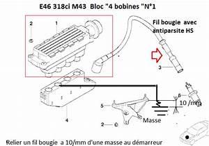 Bobine D Allumage Symptome : bmw e46 318ci m43 an 2000 pas d 39 allumage cylindre 2 et 3 ~ Gottalentnigeria.com Avis de Voitures