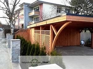 Carport Aus Holz : carport aus holz projekte11 005 carports aus polen ~ Orissabook.com Haus und Dekorationen