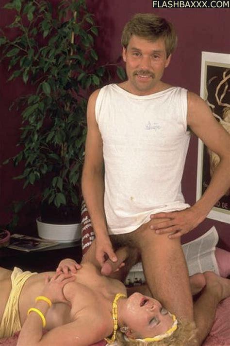 Retro Anal And Facial Sex