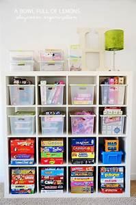 Meuble Rangement Jouet Ikea : 25 organization ideas for the home rangement jouet rangement et salles de jeux ~ Preciouscoupons.com Idées de Décoration