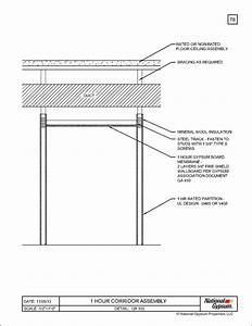 fire rated ceiling assemblies 2 hour theteenlineorg With 2 hour floor ceiling assembly