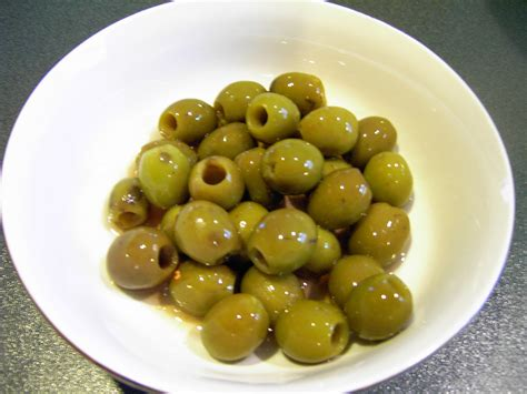 olive and enjoy indian food green olive quot nonche quot pickle