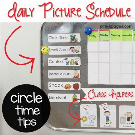 circle time tips for preschool and pre k teachers 752 | Preschool Circle Time Ideas